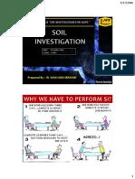 JKR - Soil Investigation