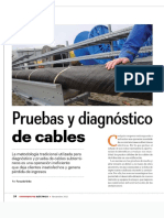 Pruebas y Diagnosticos de Cables Electricos