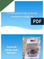 Fundamentos Físicos de Los Modelos Ecológicos