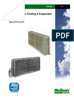 Cooling Coil Loss