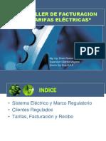 Taller de Facturacion y Tarifas Eléctricas 2