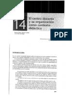 Santos Guerra Didactica