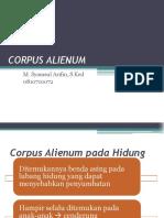 Corpus Alienum.pptx