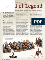 White Dwarf Rules