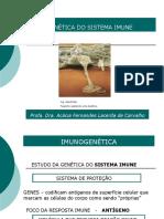 UFBAauIa - Imunogenética2013.2
