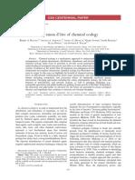 Ecologia quimica