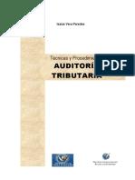 Técnicas y Procedimientos Auditoría Tributaria - Isaías Vera Paredes.docx
