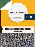 guía sarcófago Ludovisi