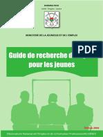 Guide Recherche Emploi Jeunes