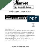 Ethernet Switch 8-16porte_hamlet