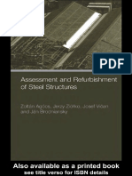 Assessment and Refurbishment of Steel Structures