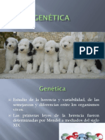 CNATURALES GENÉTICA