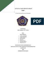 Satuan Acara Penyuluhan Dhf 2015