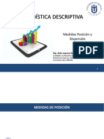 05 Estadistica Descriptiva-Medidas Posición y Dispersión
