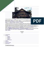 Malay Houses