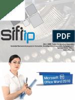 Material de Apoyo -Modulo 4 Microsoft Word 2010