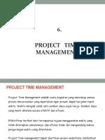 6 Time Management