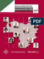 Informe Ejecutivo Venezuela 2007 - 2008