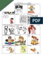 Cuestionario Estilos de Aprendizaje