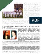Periodico Mural - Noviembre
