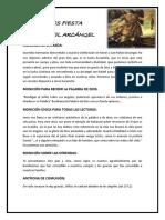 Moniciones 24 Octubre, San Rafel Arcángel - Copia - Copia