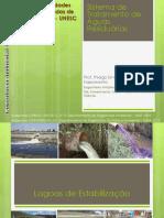 Sistema de Tratamento de Esgotos - 04- Lagoas de Estabilização