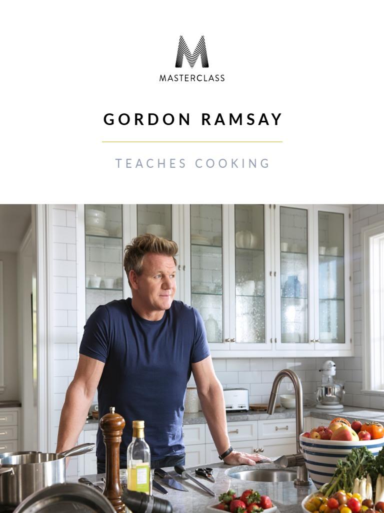 Gordon Ramsay World Kitchen Pdf