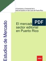 Estudio de Mercado. El Mercado Del Sector Editorial en Puerto Rico