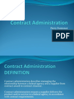 Contract Administration.ppt
