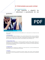 BIOSEGURIDAD_Enfermedades Que Puede Contagiarse El Profesional Odontologo