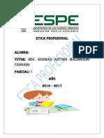 G#.1.Etica Profesional