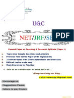 Nrr Ugc Net General Paper Book Free Download