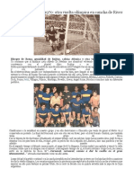 Boca Campeon en El Gallinero