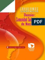 Dosier Cominidad Andina