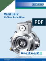 Motortech Salesflyer Varifuel2 En