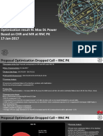 Optimization DCR CS at RNC PK (3)