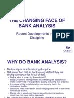Types of Bank Analysis