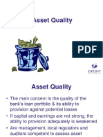 Asset Quality