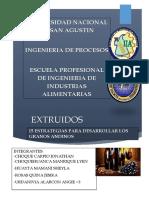 ESTRATEGIAS GRANOS ANDINOS