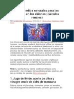 10 Remedios naturales para las piedras en los riñones.docx