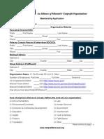 2010-11 Nonprofit Missouri Member Application 20100826