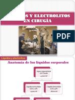 Lquidos y Electrolitos Cirugia