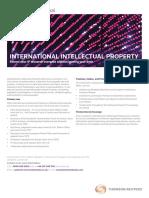 Intellectual Property Factsheet