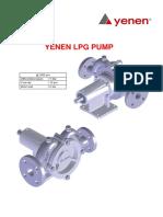 Yenen Lpg Pump Brochure
