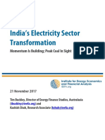 India Electricity Sector Transformation Nov 2017 3