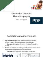 1.Photolithography(ECE209) Unit 2
