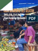 Ogan Komering Ulu Selatan Dalam Angka 2015