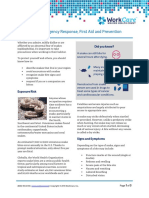 WorkCare FactSheet Snake Bite Treatment and Prevention