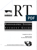 299044987 ASNT Radiography Level I II