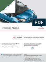 Citroen c3 Picasso 2012 2013